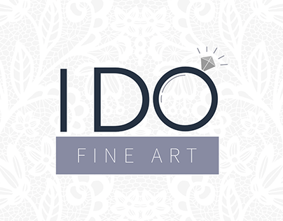 I Do Fine Art [Logo Design]