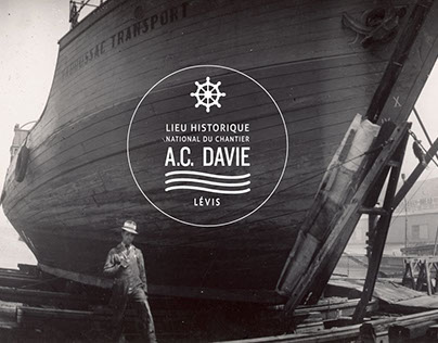 Lieu historique national du chantier A.C. Davie - Lévis