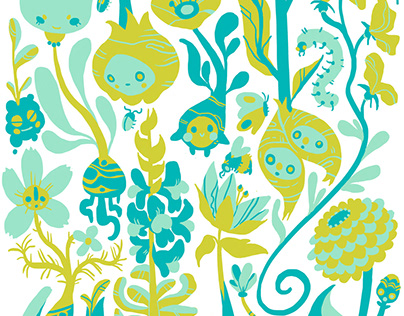 Plants and Animal Patterns