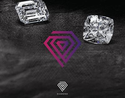 Diamond Concept logo inspiration