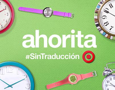 Target #SinTraducción Launch Party at Hispanicize