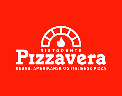 Visuell profil for Pizzavera