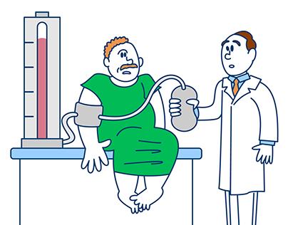 Educational Video for Hypertension