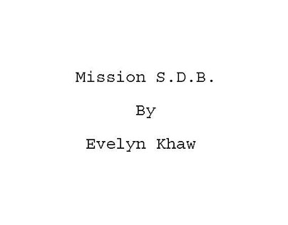 Solo Acting: Mission S.D.B.