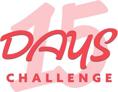 15-Days Challenge