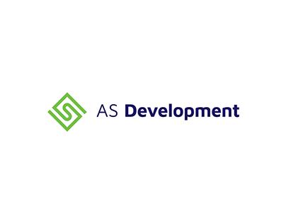 AS Development || logo + branding