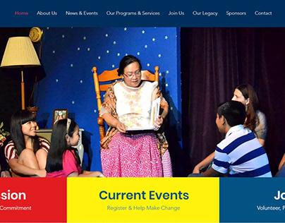 Fil-Am Association of SCV, Inc Web & Graphic Design