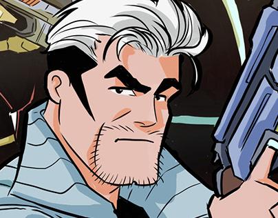 Nathan Never - animated series