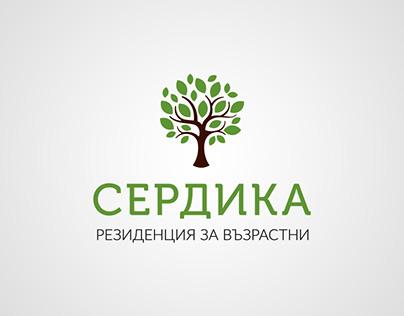 Serdika - Residence for the elderly; logo & branding