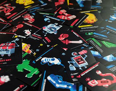 Machinate Card Game
