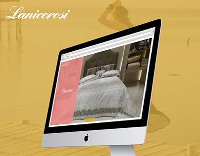 Lanicorosi Website