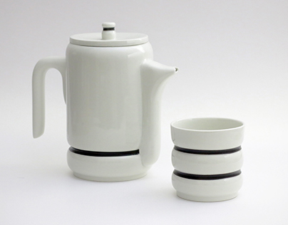 chance // tableware for blind people