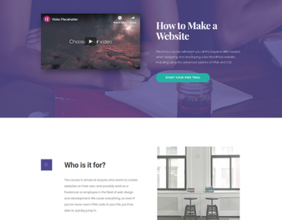 Home Page-Study Page