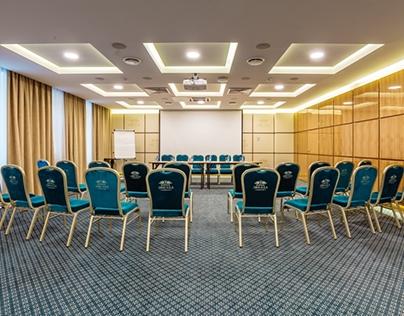 Проект конференц-зала гостиницы GRAND HOTEL ЗВЕЗДА г. Т