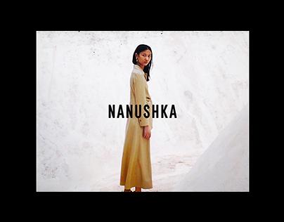 Vidéo Brand content Nanushka