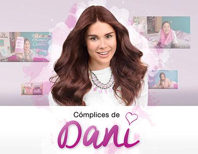 Cómplices de Dani / Palette Perfect Gloss