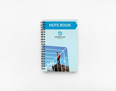 note book cover design
