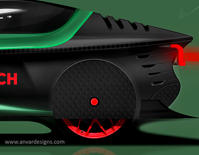 Automotive design sketches Inspired by other products.