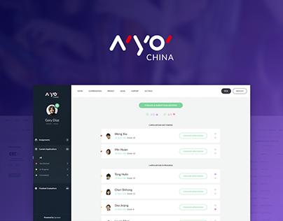 Athena - Audition Platform