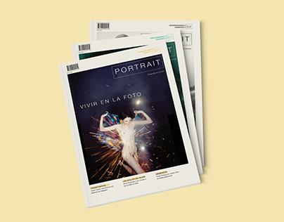 """Revista """"Portrait"""""""