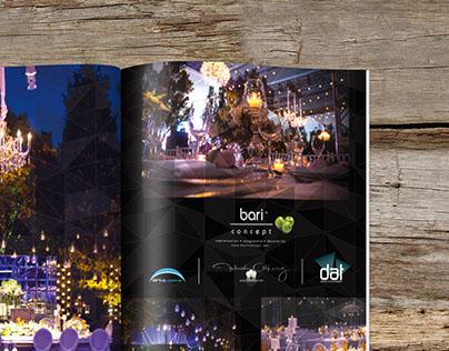 Diseño de BariConcept para Revista