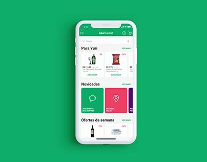 NeoMarket App
