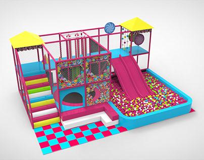 Indoor Play Labirint