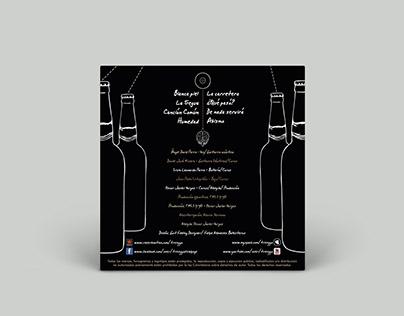 Álbum debut de Tres y yo // 2012
