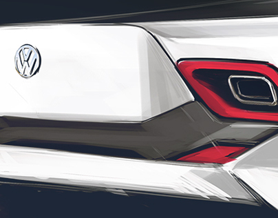 VW sketches