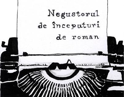 BD - Negustorul de începuturi de roman