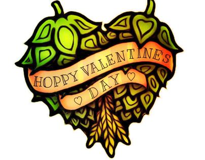 Beer Lover's Vaentine