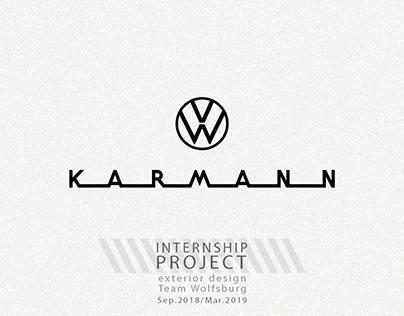 VW Karmann Concept