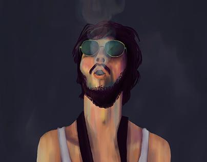 Portrait Illustration 2017