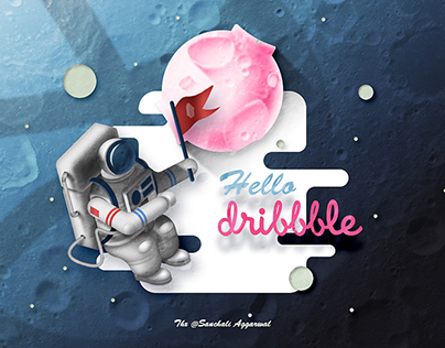 dribbble works