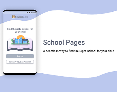 School Pages