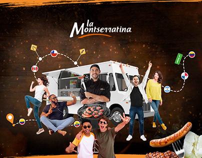 La Montserratina - Concept Board (Campaña Digital)