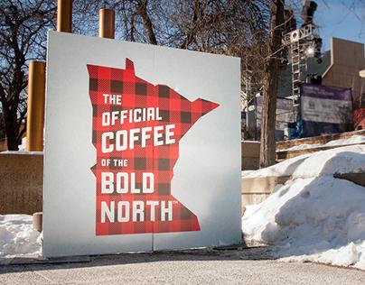 Caribou Coffee Bold North Blend