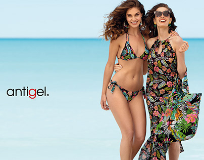 ANTIGEL BEACHWEAR 2020