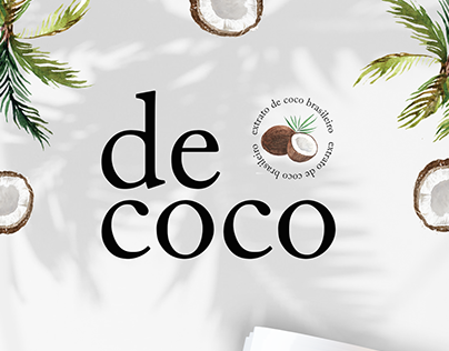 DE COCO | Packaging Design