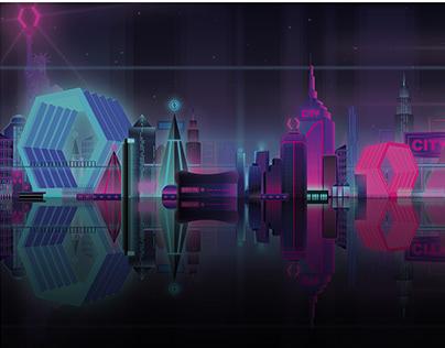 Hope City - (Year 2173) TITAN