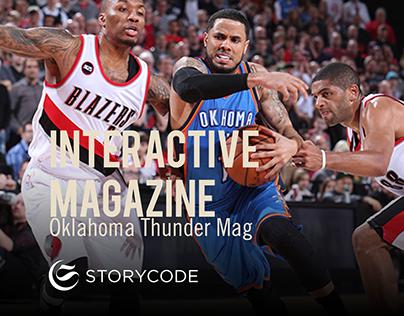 Oklahoma City Thunder Mag