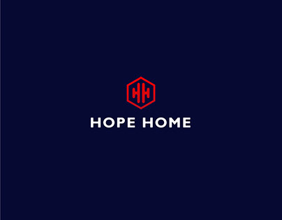 Hope home logo- H logo