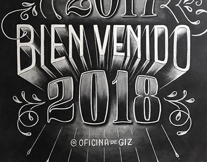Bien Venido 2018!