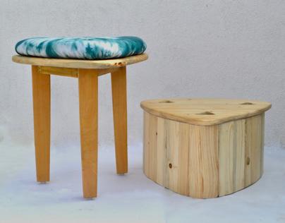 TRI-DUO | A multipurpose furniture unit