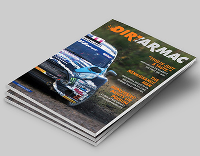 Dirt & Tarmac Magazine