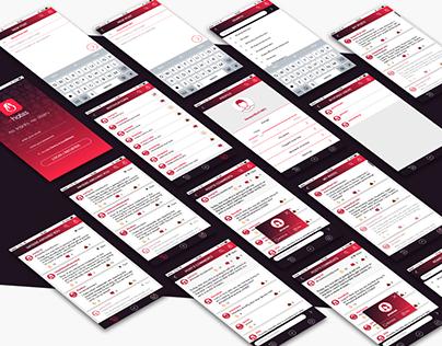 Hates | Mobile App Concept