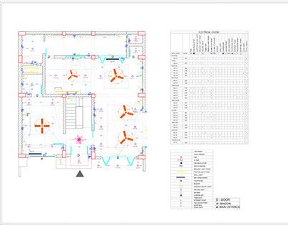 Residence Electrical Plan