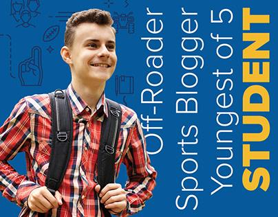 College Branding Campaign