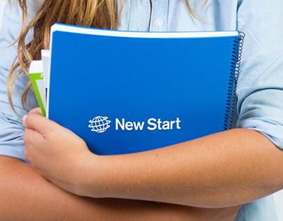 New Start | Logo | Identidad