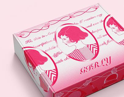 Box Package Design/包装盒设计